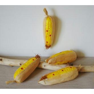 Légume artificiel épis de maïs factice 11cm