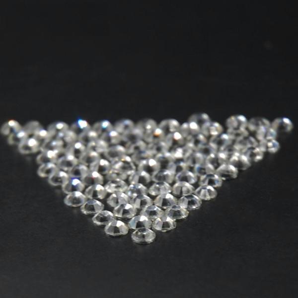 1000 Strass 1,5mm Argenté crystal a coller pour vos creation, decoration - Photo n°2