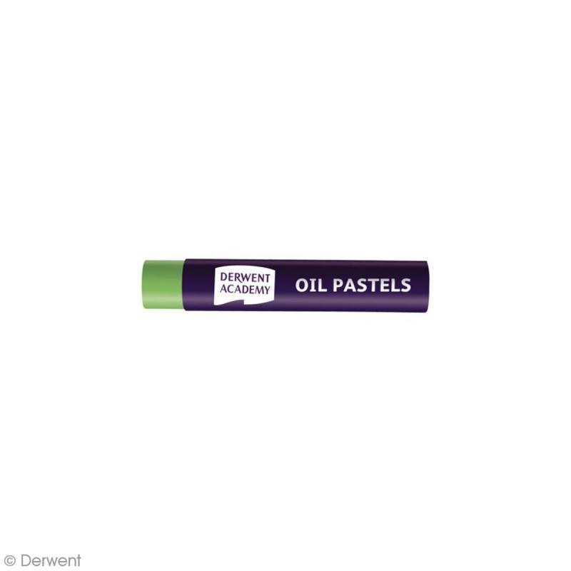 Boîte de Pastels à l'huile - Derwent Academy - 12 pcs - Photo n°3