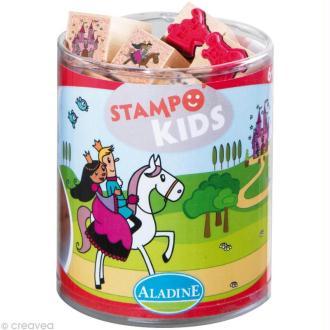 Kit 15 tampons Stampo'kids Conte de fées