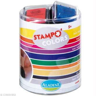 Encreur Stampo'colors Candy x 10