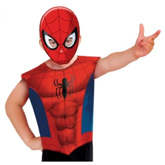 Party pack spider-man 3/6 ans