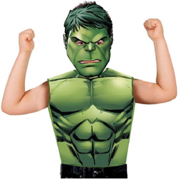 Part pack Hulk avengers - 3/6 ans - Photo n°1