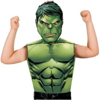 Part pack Hulk avengers - 3/6 ans