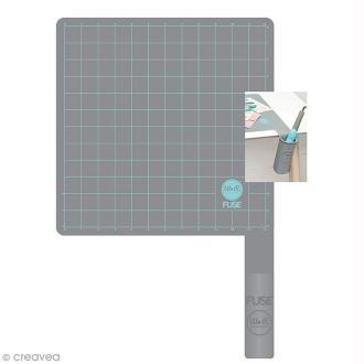 Tapis en silicone et étuit pour outil de fusion We R Memory Keepers - 33 x 33 cm