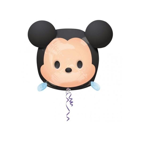 Ballon Métallique Mickey Tsum Tsum 48 cm - Photo n°1