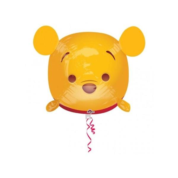 Ballon Métallique Winnie Tsum Tsum 48 cm - Photo n°1