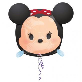 Ballon Métallique Minnie Tsum Tsum 48 cm
