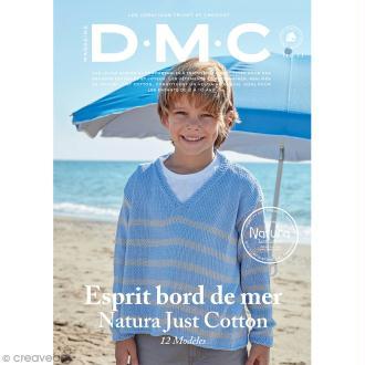 Catalogue tricot et crochet DMC - Natura 100 % coton - 12 modèles enfants