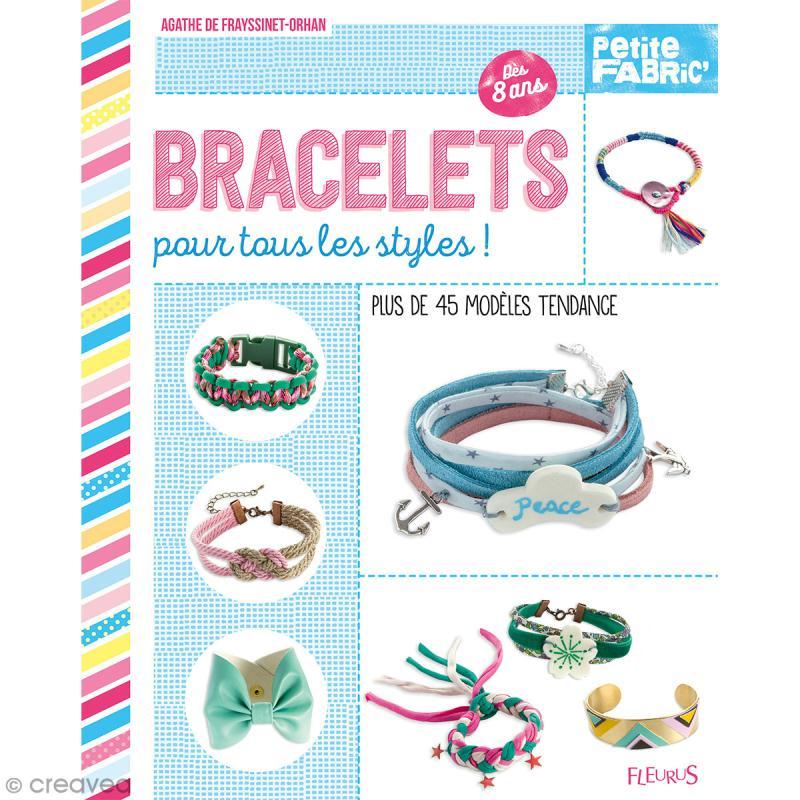 Livre - Bracelets pour tous les styles - Photo n°1
