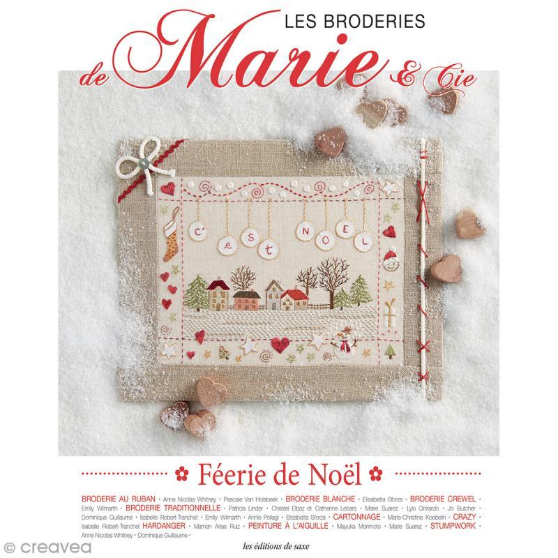 Les broderies de Marie et compagnie - Féérie de Noël - Photo n°1