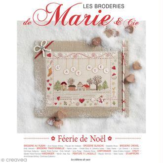 Les broderies de Marie et compagnie - Féérie de Noël