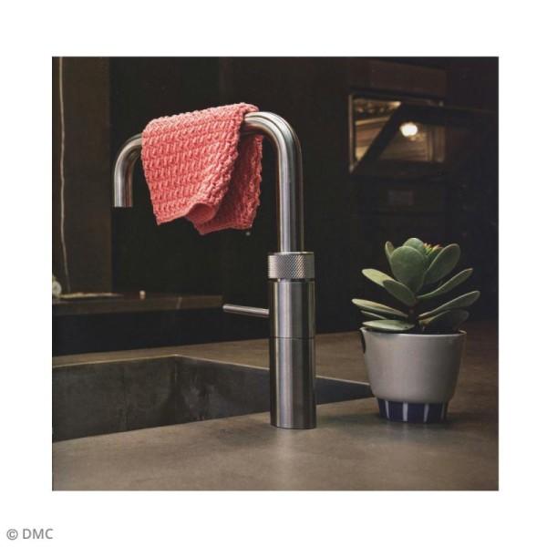 Livre - Carrés durables au crochet pour la cuisine et la salle de bain - Photo n°2