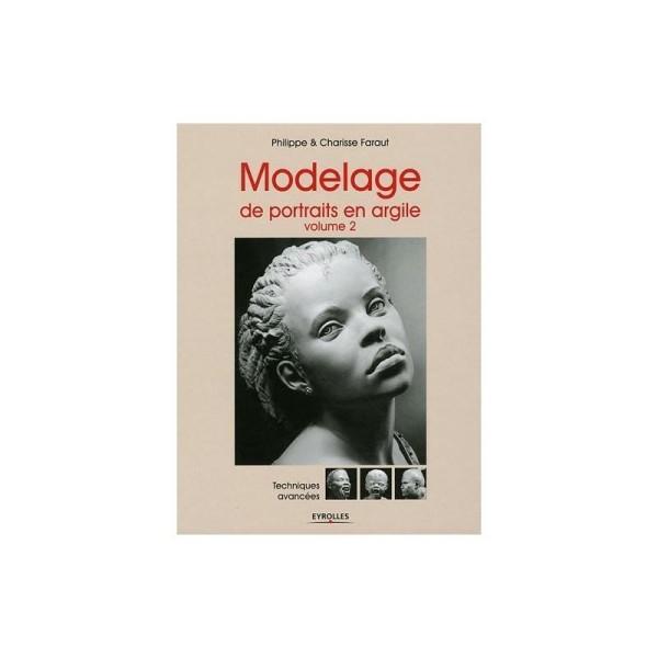 Modelage de portraits en argile Vol2 - Photo n°1