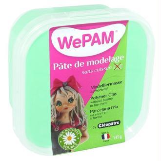 WE PAM - Porcelaine froide à modeler - menthe