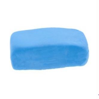 Porcelaine froide Fox - Bleu fluo