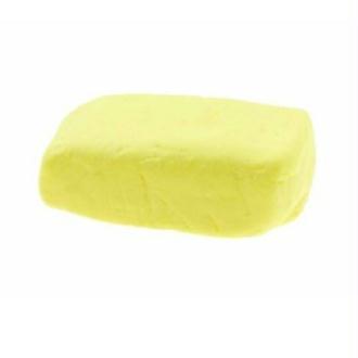 Porcelaine froide Fox - Jaune citron