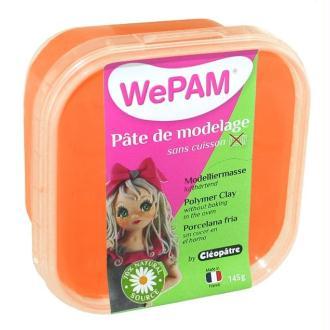 WE PAM - Porcelaine froide à modeler orange