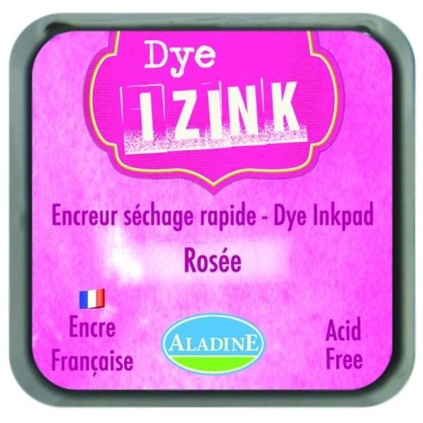 Izink Dye rose rosée - Encreur séchage rapide - Photo n°1