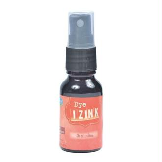 Izink Dye rouge grenadine - Encre aquarellable 15 ml