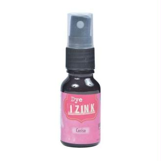 Izink Dye fuchsia cerise - Encre aquarellable 15 ml