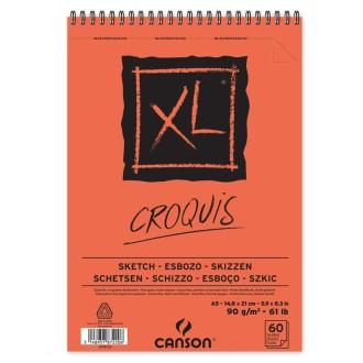 Bloc croquis XL - A5