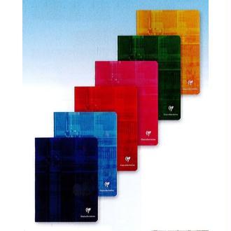 1 Cahier 17x22 - 32 pages - Séyès 3 mm - Couleur aléatoire