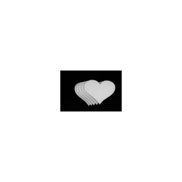 Coeur Polystyrene - Photo n°1