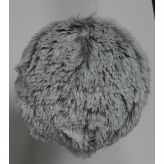 Boule Douce Gris Et Blanc