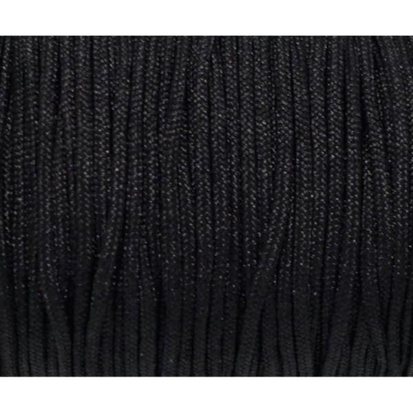 10m Fil De Jade 1,5mm Noir, Fil Nylon Résistant Et Souple - Photo n°2