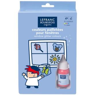 Kit window color Glitter