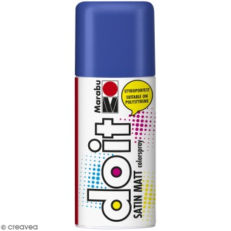 Peinture en bombe DO IT bleu céleste 150 ml