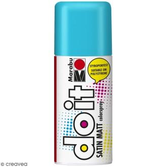 Peinture en bombe DO IT turquoise 150 ml