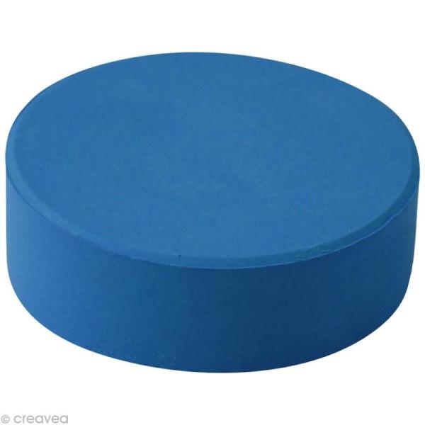 Pastille de gouache Lefranc Bourgeois Bleu Primaire Imitation - 6 pastilles T2 - Photo n°1