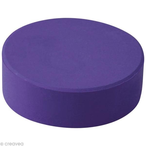 Pastille de gouache Lefranc Bourgeois Violet - 6 pastilles T2 - Photo n°1