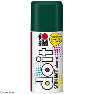 Peinture en bombe DO IT vert sapin 150 ml