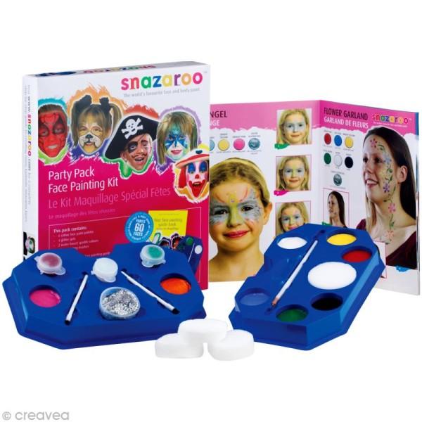 Kit maquillage enfant Spécial fête - Photo n°1