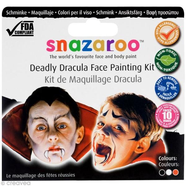Mini Kit Maquillage Dracula - Photo n°1