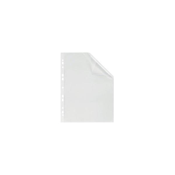 ELBA 100 x Pochettes perforées format A4 transparent en PP - Photo n°1
