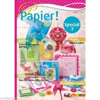 Livre Pergamano - Magazine N°7 - Papier L'Eté (81074)