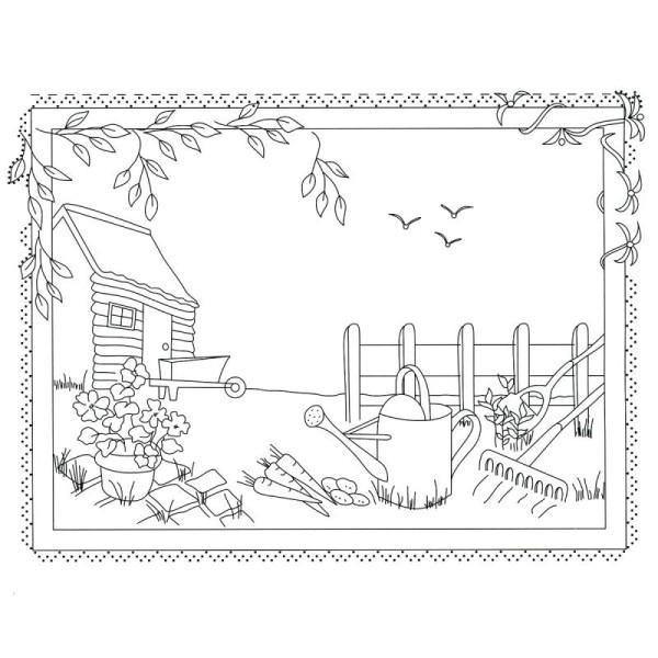 Livre de motifs Pergamano - Hobbies - 6 Patrons - M98 (82008) - Photo n°2