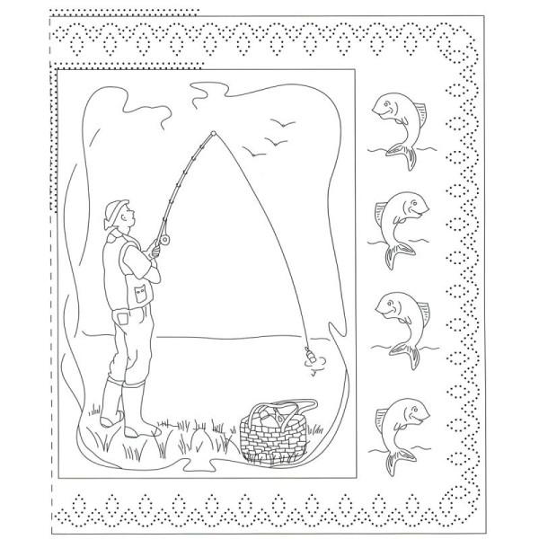 Livre de motifs Pergamano - Hobbies - 6 Patrons - M98 (82008) - Photo n°6