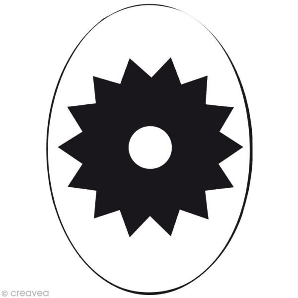 Roulette à embosser Pergamano - Petite taille (10090) - Photo n°2