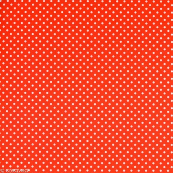 Papier Origami Japonais - Assortiment 20 feuilles - Pois - 15 x 15 cm - Photo n°4