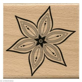Tampon Nature - Fleur Star
