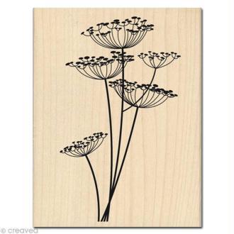 Tampon Nature - Fleurs Légères