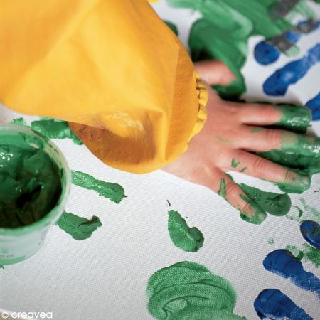 Kit de Peinture au doigt bébé Textile Pebeo - Couleurs nacrées - Photo n°4