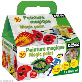 Kit de peinture Prima Magic Pebeo - 4 x 40 ml