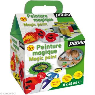 Kit de peinture Prima Magic Pebeo - 8 x 40 ml