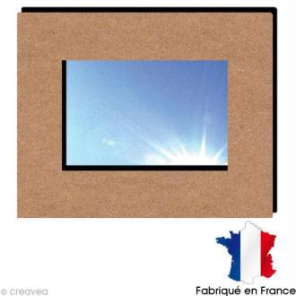 Miroir à décorer Rectangulaire - 18,5 x 23 cm